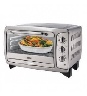 OSTER 6056 SIX SLICE EXTRA CAPACITY CONVECTION TOASTER OVEN 19 L FOR 220 VOLTS