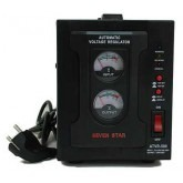 Seven Star 1500 Watt Deluxe Automatic Voltage Regulator Converter Transformer