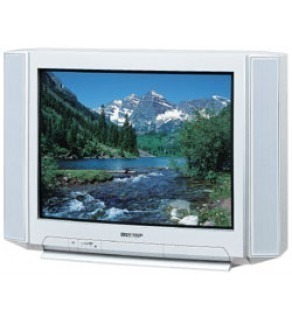 "SHARP 29ES1 29"" MULTI SYSTEM CRT TV FOR 110-220 VOLTS"