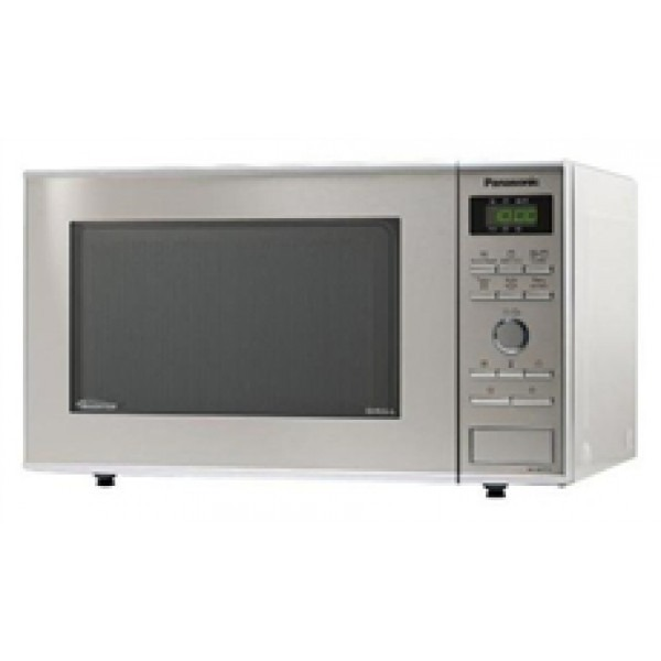 panasonic nngd371 23 liter microwave oven with grill and inverter technology 220 volts - Panasonic Microwave Inverter