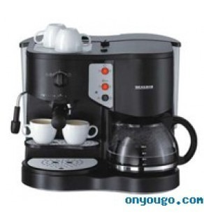 Severin 5970 3 in 1 coffee/espresso/cappuccino for 220 volts
