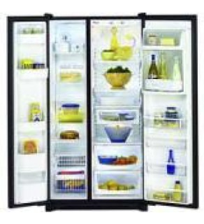 Amana AC 2224 GEK B Fridge Freezer 220 Volts
