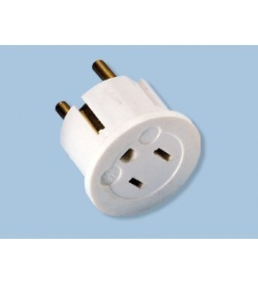 EuropeanShucko plug adapter