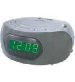 Sanyo XCD400 3-in-1 CD, Alarm Clock and Radio