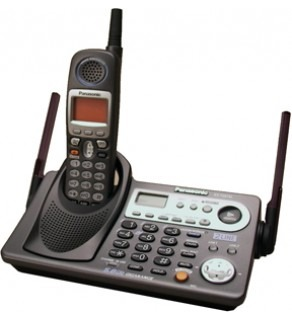 Panasonic KX-TG6500B 5.8GHz Cordless Phone