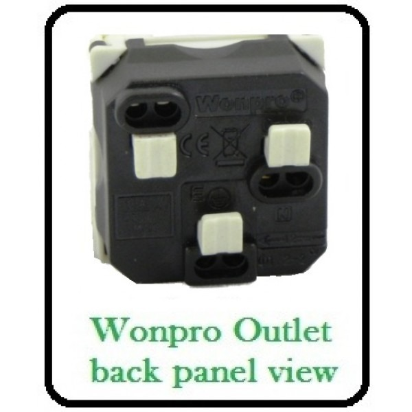 Type I Electrical Receptacle Outlet for Australia & New Zealand ...