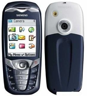 SIEMENS TRIBAND UNLOCKED CAMERA PHONE