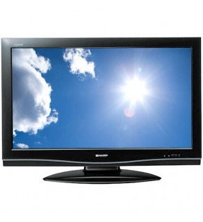 "SHARP LC-37A53M 37"" MULTI-SYSTEM LCD TV"