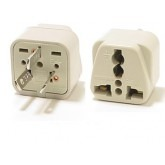China, New Zealand & Australia Power Plug Adapter