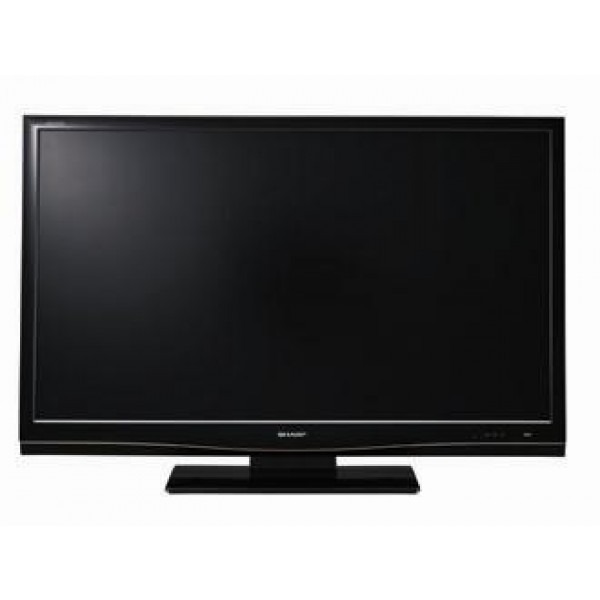 sharp lc 46a83m 46 full hd aquos lcd tv. Black Bedroom Furniture Sets. Home Design Ideas