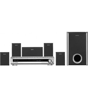 Sony Home Theater System with 5 Disc Changer