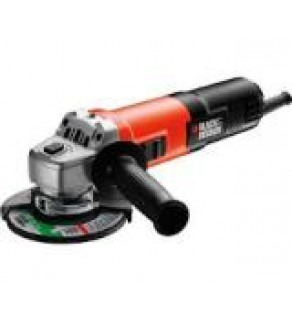 Black & Decker KG750 High Performance 750W Angle Grinder FOR 220 VOLTS
