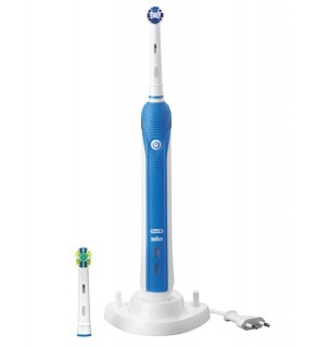Braun Oral-B Professional Care 2000 Two-Mode Rechargeable Toothbrush with Precision Clean 220 Volt