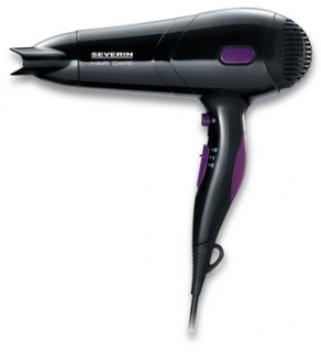 Severin 0137 Focused Hair Flow Hair Dryer 220 Volts