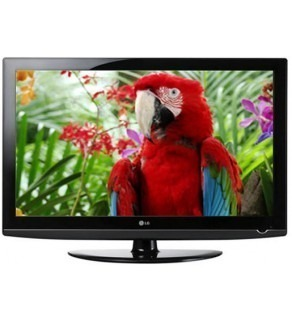 "LG 32"" 32LH20R Multi-System HDTV LCD TV FOR 110-220 VOLTS"