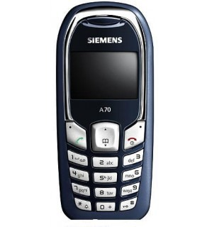 SIEMENSTRIBAND UNLOCKED GSM PHONE