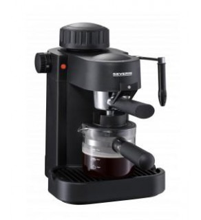 Severin 5954- 4 CUP Espresso Coffee Maker 220 Volts