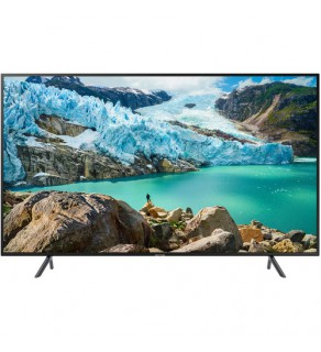 Samsung 55 UA-55RU7100 Multisystem Smart 4K UHD LED TV 2019 Model 110-220 volts