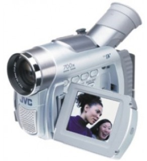 JVC Pal Camcorder Model GRD30 with 220 Volts