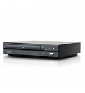 COBY DVD-224 Code free Progressive Scan DVD player with converter 110-220volts