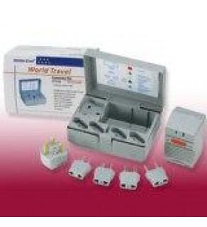 International SS-1650 Voltage Converter Plug Adapter Kit