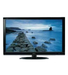"Sharp 42"" Lc-42A66M Multisystem Full HD Lcd TV For 110-240 Volts"