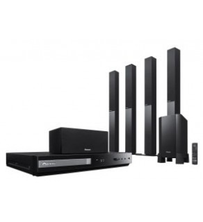 PIONEER HTZ272 CODE FREE HOME THEATRE SYSTEM FOR 110-240 VOLTS