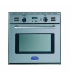 "DELONGHI 24"" WALL OVEN DE-PPA8 - Built-in, Self-cleaning, Digital Clock & Timer FOR 220 V"