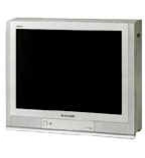 "PANASONIC FLAT SCREEN 25"" MULTI-SYSTEM TV"