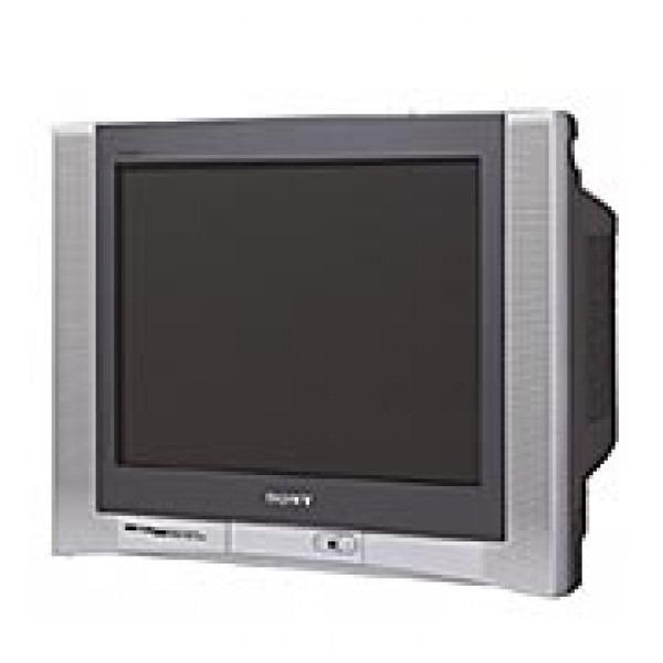 sony 21 wega flat nicam a2 stereo full multisystem tv teletext. Black Bedroom Furniture Sets. Home Design Ideas