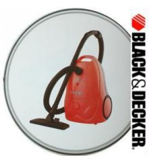 BLACK & DECKER VM425 VACUUM CLEANER 1400W FOR 220 VOLT ONLY