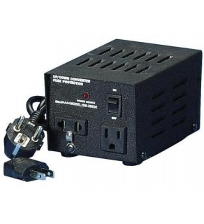 SEVEN STAR TC-300, 300 Watts Step Up and Down Voltage Converter Transformer 110-220 Volts