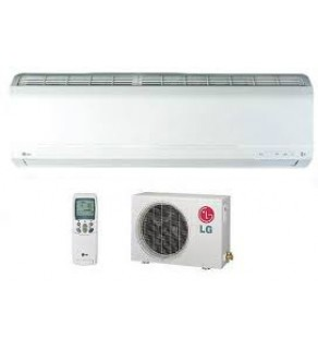 LG G12LH 12000 BTU Split-Air Conditioner with Heat & Cool 220 Volts
