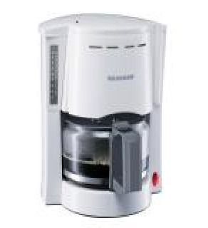 Severin 4041 - 10 Cup Coffee Maker 220 Volts