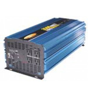 12V DC to Ac 6000 Watt Power Inverter 110 volts
