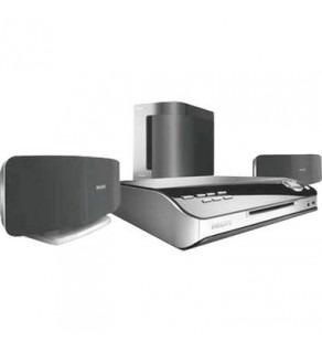 PHILIPS Region Code Free DVD 500W 2.1-Ch. Home Theater System, HDMI 1080i HTS-6500