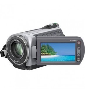 Sony DCRSR82E HDD Handycam PAL Digital Camcorder