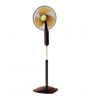 Panasonic F-407W Stand Fan with Timer 220 Volts