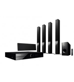 Pioneer HTZ202DVD Region Free Home Theater Sytem 110 220 Volts