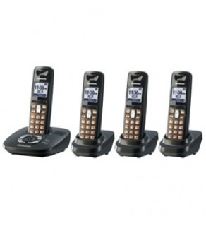 Panasonic KX-TG6434 CORDLESS PHONE