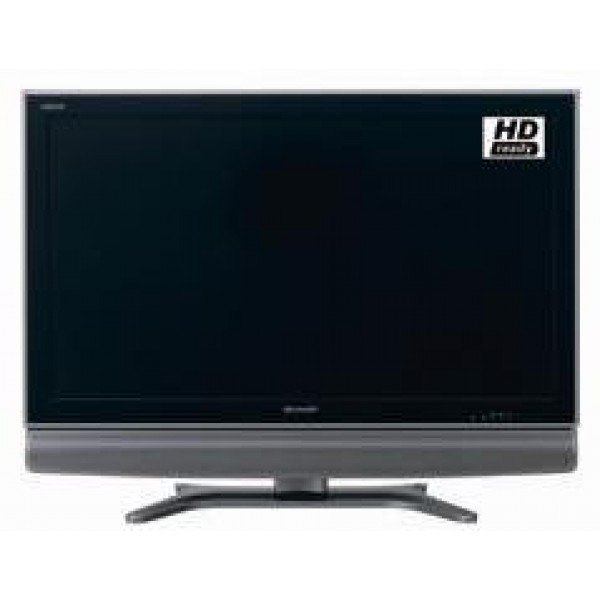 sharp tv real