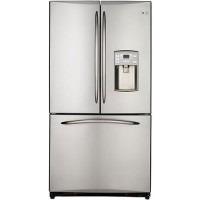 Ge 25 Cu Ft Pfse5njzd Ss Bottom Freezer Refrigerator