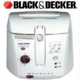 Black & Decker Cooking Deep Fryer Ef40 220 Volt