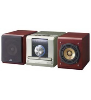 JVC EX-D11 40-Watt DVD Microsystem with Sake-Soaked Speakers