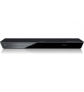 Panasonic DMP-BDT230 Region Free Blu Ray 3D full 1080 HD DVD Player with Wifi 110-220 volts