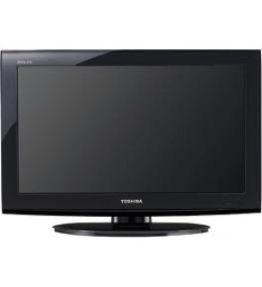 TOSHIBA 22' - 22EV-700 MULTISYSTEM LCD TV FOR 110-220 VOLTS