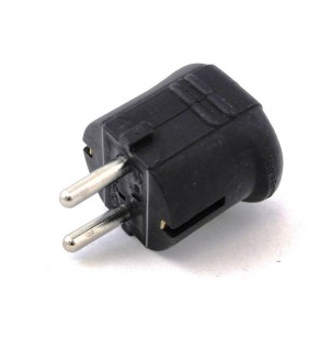 AC Male Power Plug Germany Schuko