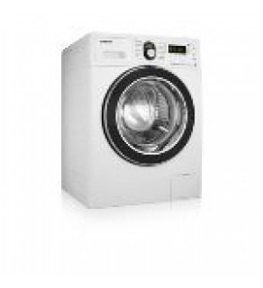 Samsung WD-8804 Diamond Drum, Front Load Washer & Dryer Combo 220 Volts