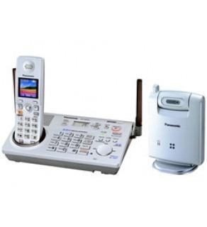 Panasonic KX TG5779S Cordless phone - Silver