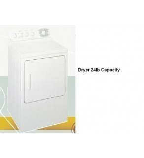 Ge Disr473-Dg American Style Dryer 7 .0 Cu. Ft. 220 Volts